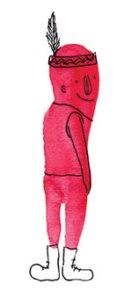 vermell-pluma