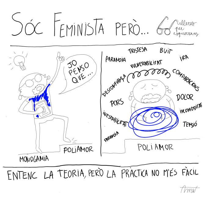 Sóc feminista però..._Poliamor_Amat Molero Borràs_Ulleres per Esquerrans