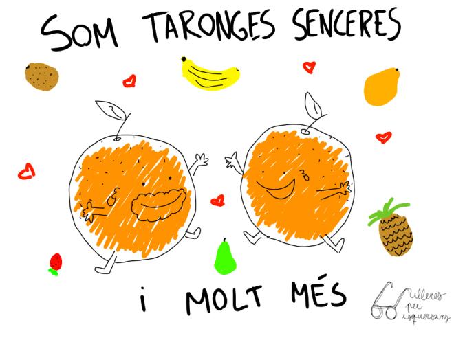 Som Taronges senceres i molt més